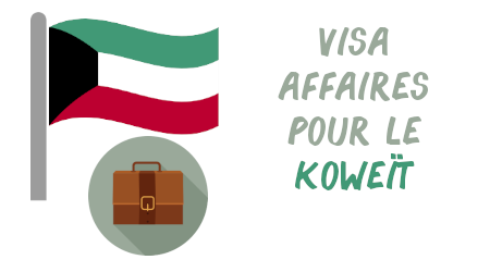 visa affaires koweït