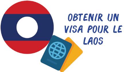 obtenir visa laos