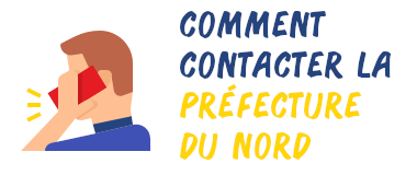 comment contacter préfecture nord