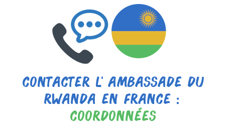 coordonnées ambassade rwanda