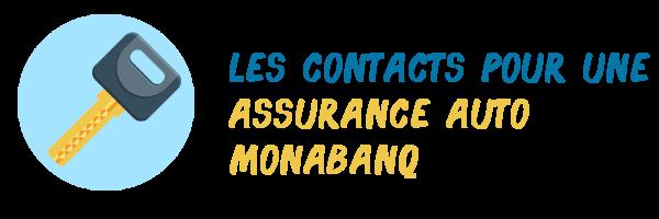contacts assurance auto monabanq
