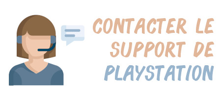 contacter support playstation