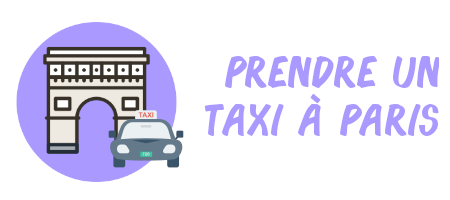 prendre taxi Paris