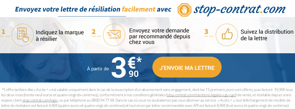 Résiliation Weight Watchers Abonnement Online Passlib